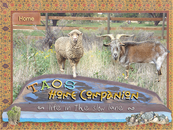 Taos Unlimited: Taos Home Companion